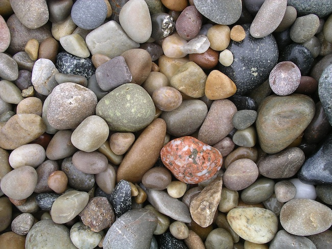 Rocks by Susie O. Warren
